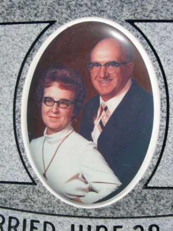 HUDSON (CLOSE UP), KENNETH C. - Dawes County, Nebraska | KENNETH C. HUDSON (CLOSE UP) - Nebraska Gravestone Photos
