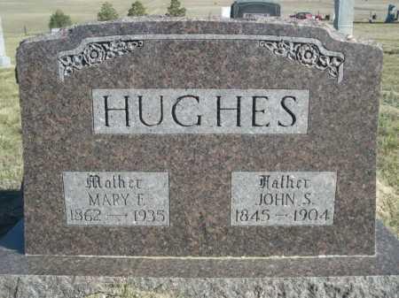 HUGHES, JOHN S. - Dawes County, Nebraska | JOHN S. HUGHES - Nebraska Gravestone Photos