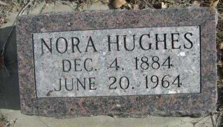 HUGHES, NORA - Dawes County, Nebraska | NORA HUGHES - Nebraska Gravestone Photos