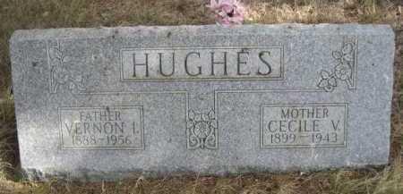 HUGHES, VERNON I. - Dawes County, Nebraska | VERNON I. HUGHES - Nebraska Gravestone Photos