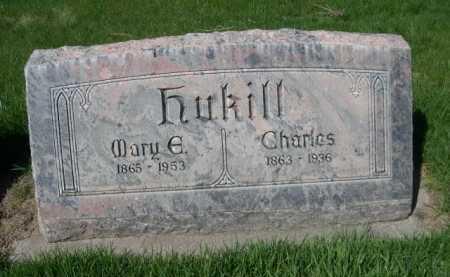 HUKILL, MARY E. - Dawes County, Nebraska | MARY E. HUKILL - Nebraska Gravestone Photos