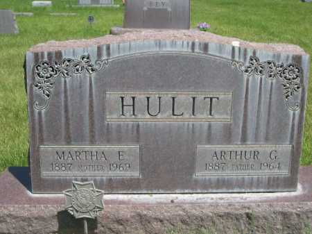 HULIT, ARTHUR G. - Dawes County, Nebraska | ARTHUR G. HULIT - Nebraska Gravestone Photos