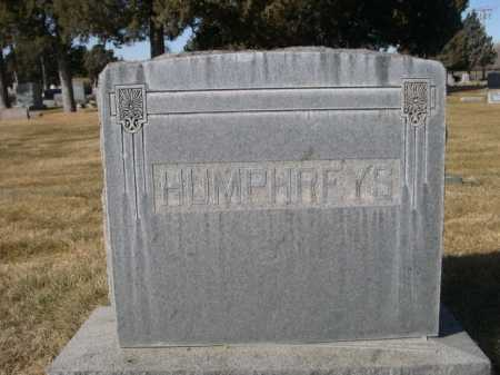 HUMPHREYS, FAMILY - Dawes County, Nebraska | FAMILY HUMPHREYS - Nebraska Gravestone Photos