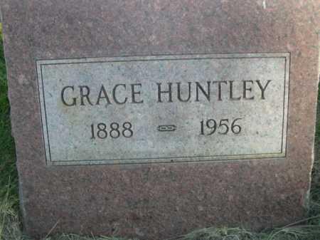 HUNTLEY, GRACE - Dawes County, Nebraska | GRACE HUNTLEY - Nebraska Gravestone Photos