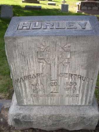 HURLEY, MARGARET GERTRUDE - Dawes County, Nebraska   MARGARET GERTRUDE HURLEY - Nebraska Gravestone Photos