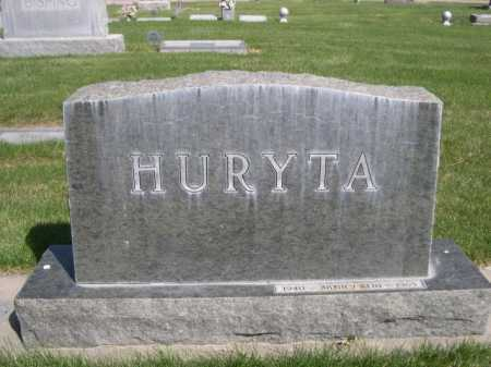 HURYTA, FAMILY - Dawes County, Nebraska | FAMILY HURYTA - Nebraska Gravestone Photos