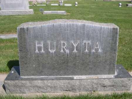 HURYTA, FAMILY - Dawes County, Nebraska | FAMILY HURYTA - Nebraska Gravestone Photos