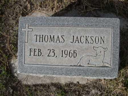 JACKSON, THOMAS - Dawes County, Nebraska | THOMAS JACKSON - Nebraska Gravestone Photos