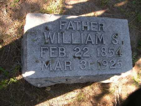 JACKSON, WILLIAM S. - Dawes County, Nebraska | WILLIAM S. JACKSON - Nebraska Gravestone Photos