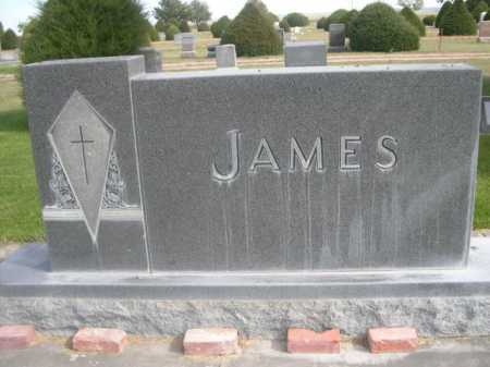 JAMES, FAMILY - Dawes County, Nebraska   FAMILY JAMES - Nebraska Gravestone Photos