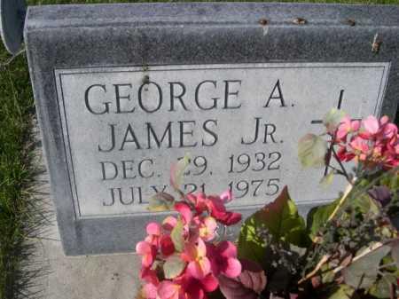 JAMES, GEORGE A. JR. - Dawes County, Nebraska | GEORGE A. JR. JAMES - Nebraska Gravestone Photos