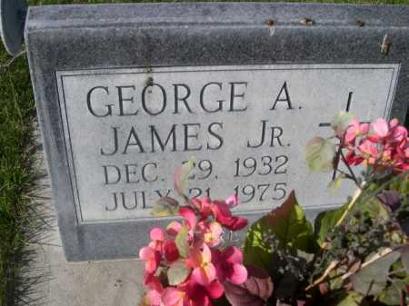 JAMES, GEORGE A. JR. - Dawes County, Nebraska   GEORGE A. JR. JAMES - Nebraska Gravestone Photos