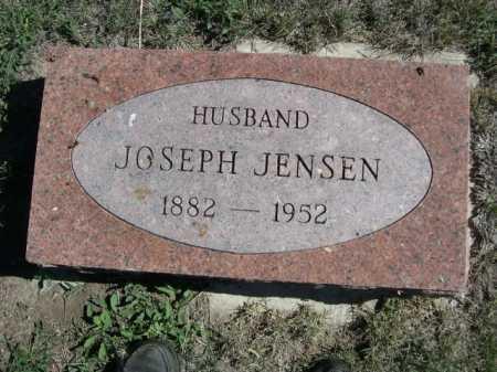 JENSEN, JOSEPH - Dawes County, Nebraska   JOSEPH JENSEN - Nebraska Gravestone Photos