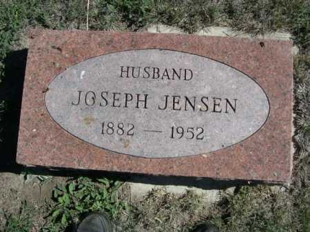 JENSEN, JOSEPH - Dawes County, Nebraska | JOSEPH JENSEN - Nebraska Gravestone Photos