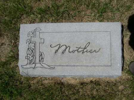 JENSEN, MOTHER - Dawes County, Nebraska | MOTHER JENSEN - Nebraska Gravestone Photos