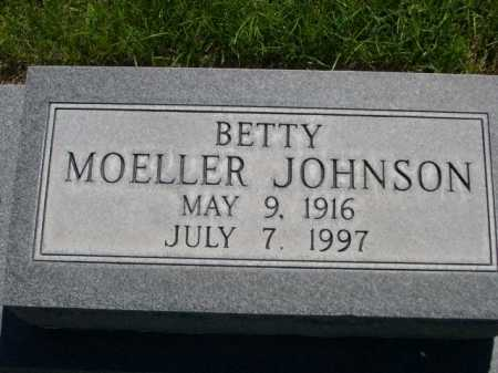 JOHNSON, BETTY - Dawes County, Nebraska | BETTY JOHNSON - Nebraska Gravestone Photos