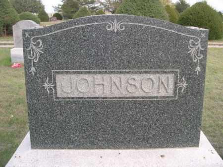 JOHNSON, FAMILY - Dawes County, Nebraska | FAMILY JOHNSON - Nebraska Gravestone Photos