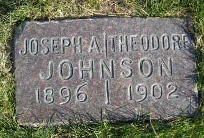 JOHNSON, THEODORE - Dawes County, Nebraska | THEODORE JOHNSON - Nebraska Gravestone Photos