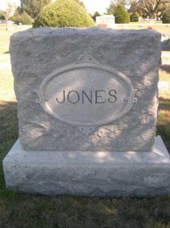 JONES, FAMILY - Dawes County, Nebraska | FAMILY JONES - Nebraska Gravestone Photos