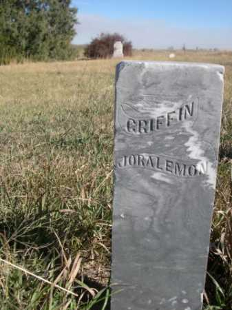 JORALEMON, GRIFFIN - Dawes County, Nebraska | GRIFFIN JORALEMON - Nebraska Gravestone Photos