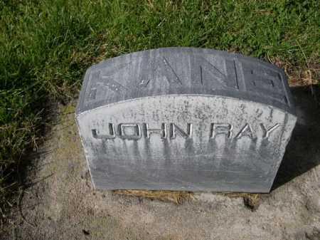 KANE, JOHN RAY - Dawes County, Nebraska | JOHN RAY KANE - Nebraska Gravestone Photos