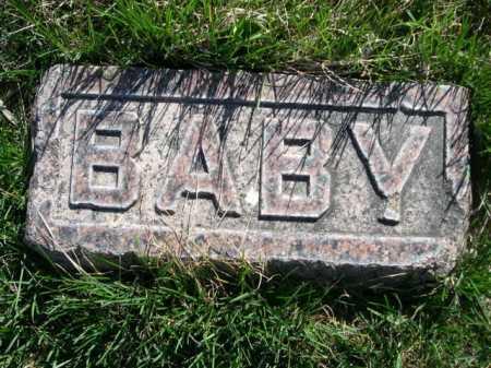 KANNOLT, BABY - Dawes County, Nebraska | BABY KANNOLT - Nebraska Gravestone Photos