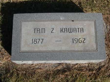 KAWATA, TAM Z. - Dawes County, Nebraska   TAM Z. KAWATA - Nebraska Gravestone Photos