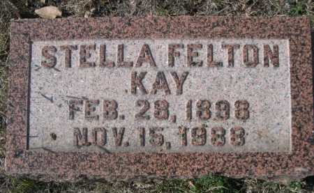 KAY, STELLA - Dawes County, Nebraska | STELLA KAY - Nebraska Gravestone Photos