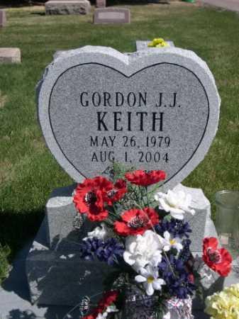 KEITH, GORDON J. J. - Dawes County, Nebraska   GORDON J. J. KEITH - Nebraska Gravestone Photos
