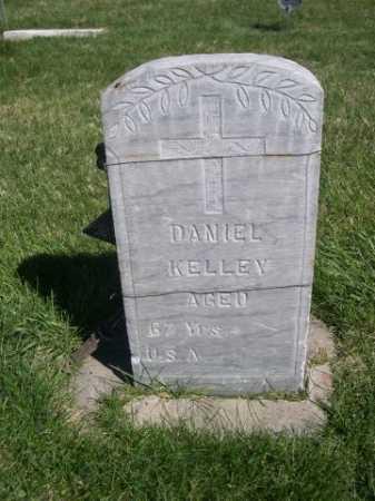 KELLEY, DANIEL - Dawes County, Nebraska   DANIEL KELLEY - Nebraska Gravestone Photos
