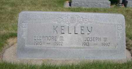 KELLEY, ELEANORE M. - Dawes County, Nebraska   ELEANORE M. KELLEY - Nebraska Gravestone Photos