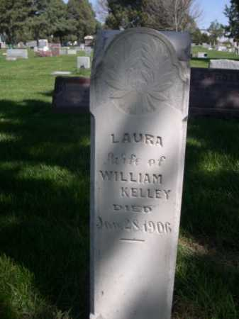 KELLEY, LAURA - Dawes County, Nebraska   LAURA KELLEY - Nebraska Gravestone Photos