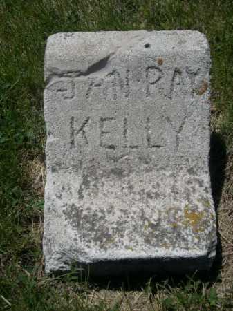 KELLY, JAN RAY - Dawes County, Nebraska | JAN RAY KELLY - Nebraska Gravestone Photos