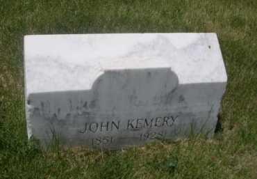 KEMERY, JOHN - Dawes County, Nebraska | JOHN KEMERY - Nebraska Gravestone Photos