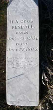 KENDALL, IRA COOK - Dawes County, Nebraska | IRA COOK KENDALL - Nebraska Gravestone Photos