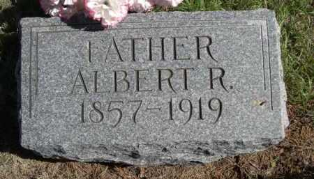 KENNEDY, ALBERT R. - Dawes County, Nebraska   ALBERT R. KENNEDY - Nebraska Gravestone Photos