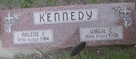 KENNEDY, ARLENE I. - Dawes County, Nebraska | ARLENE I. KENNEDY - Nebraska Gravestone Photos