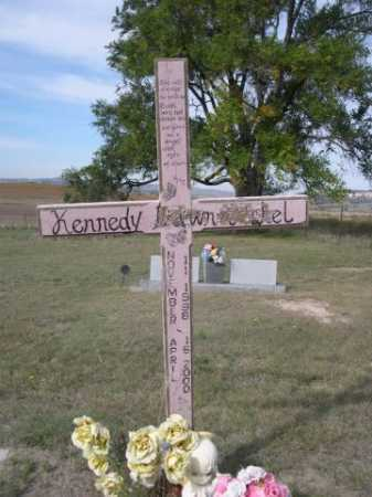 FICKEL, KENNEDY DAWN - Dawes County, Nebraska   KENNEDY DAWN FICKEL - Nebraska Gravestone Photos