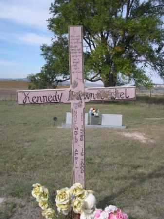 FICKEL, KENNEDY DAWN - Dawes County, Nebraska | KENNEDY DAWN FICKEL - Nebraska Gravestone Photos