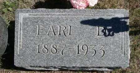 KENNEDY, EARL D. - Dawes County, Nebraska | EARL D. KENNEDY - Nebraska Gravestone Photos