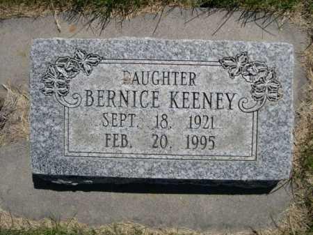 KENNEY, BERNICE - Dawes County, Nebraska | BERNICE KENNEY - Nebraska Gravestone Photos