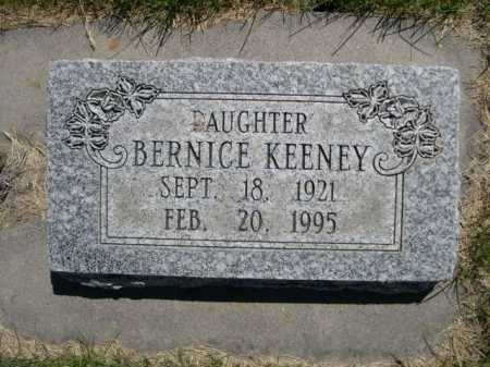 KENNEY, BERNICE - Dawes County, Nebraska   BERNICE KENNEY - Nebraska Gravestone Photos