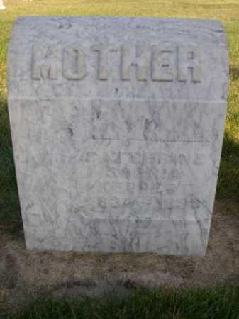 KEPPERT, CATHERINE SOPHIA - Dawes County, Nebraska | CATHERINE SOPHIA KEPPERT - Nebraska Gravestone Photos