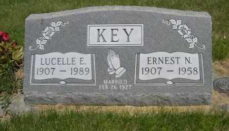 KEY, ERNEST N. - Dawes County, Nebraska | ERNEST N. KEY - Nebraska Gravestone Photos