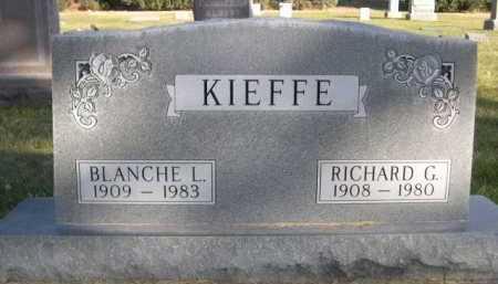 KIEFFE, BLANCHE L. - Dawes County, Nebraska | BLANCHE L. KIEFFE - Nebraska Gravestone Photos