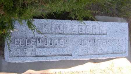 KINNEBERG, ELLEN - Dawes County, Nebraska   ELLEN KINNEBERG - Nebraska Gravestone Photos