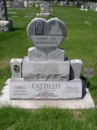 CASTILLO, LYDIA R. - Dawes County, Nebraska | LYDIA R. CASTILLO - Nebraska Gravestone Photos