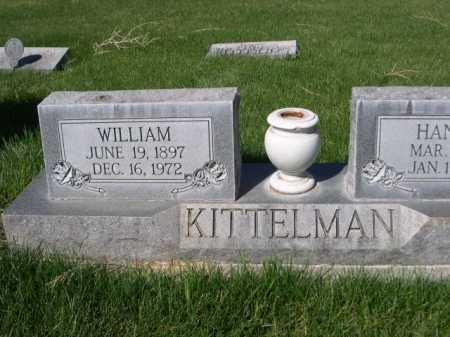 KITTELMAN, WILLIAM - Dawes County, Nebraska | WILLIAM KITTELMAN - Nebraska Gravestone Photos