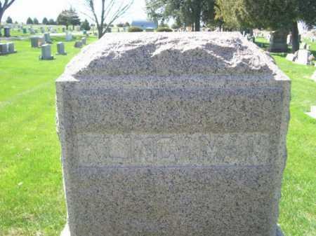 KLINGAMAN, FAMILY - Dawes County, Nebraska   FAMILY KLINGAMAN - Nebraska Gravestone Photos