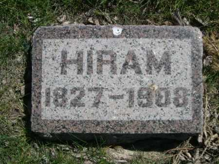 KLINGAMAN, HIRAM - Dawes County, Nebraska | HIRAM KLINGAMAN - Nebraska Gravestone Photos